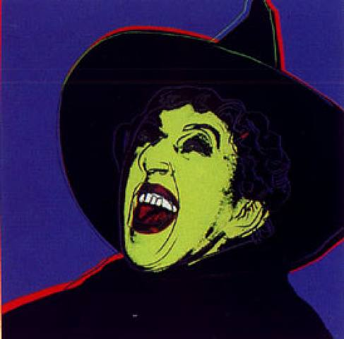 Warhol-witch