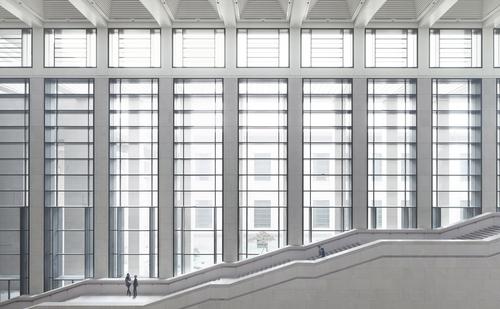 Reforma del Museo Nacional de China del estudio alemán GMP