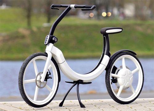 Bicicleta eléctrica VW
