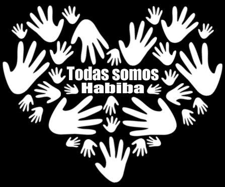 Logo del grupo de apoyo a Habiba