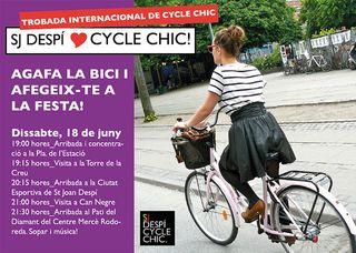 Invitación al Desayuno cycle chic
