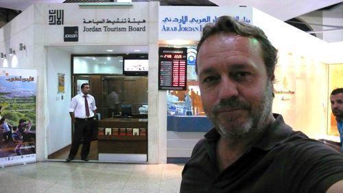 Llegada Amman