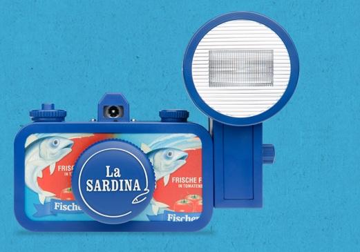 Camara sardinas lomo
