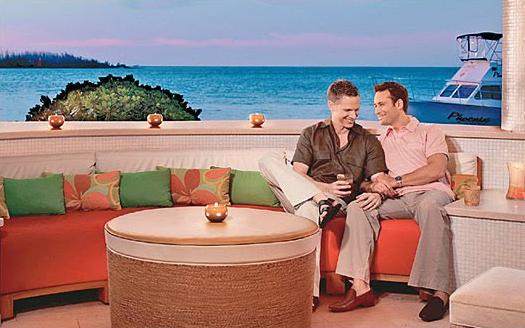 Un guiño al mercado gay en la campaña de hoteles Hyatt