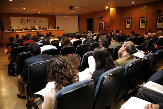 Conferencia en INSIA