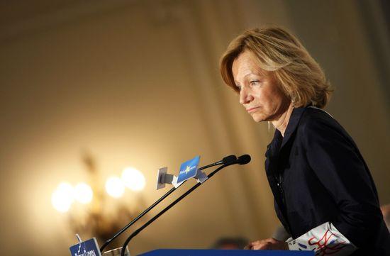 Elena Salgado, vicepresidenta primera y ministra de Economía y Hacienda. | BERNARDO PÉREZ