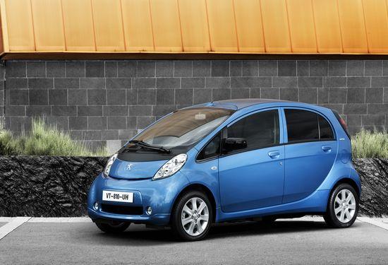 Peugeot iOn, el eléctrico más vendido