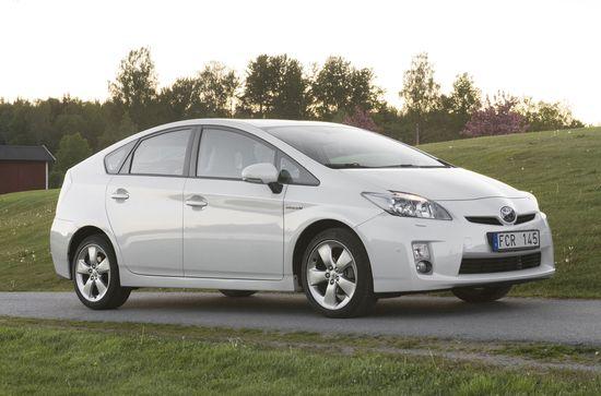 Toyota Prius, el híbrido más popular