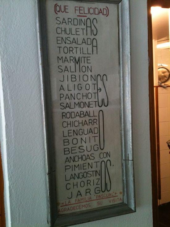 Restaurante pascual santoña