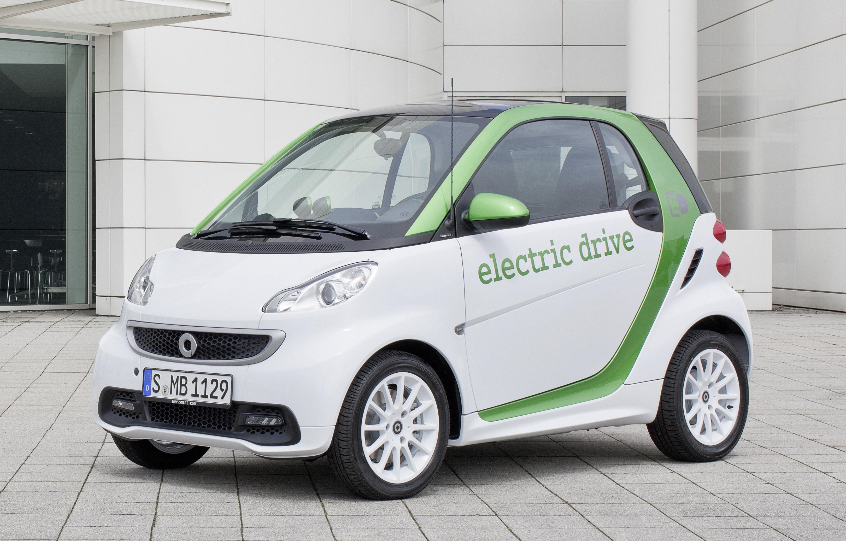 el nuevo smart el ctrico llegar en 2012 con 140 kil metros de autonom a coche el ctrico. Black Bedroom Furniture Sets. Home Design Ideas