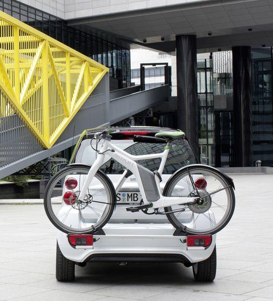 Bicicleta eléctrica Smart ebike