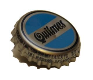 Chapa de una cerveza