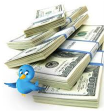 Money twitter