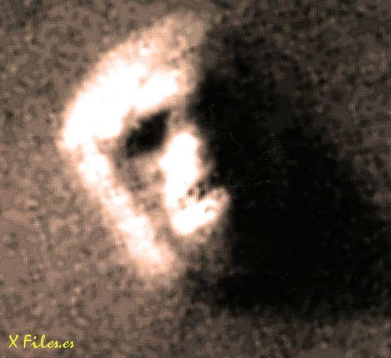 La Cara de Marte