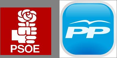 Logos-PP-y-PSOE