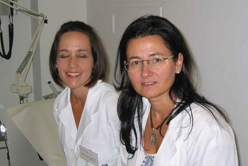 Marisa y Cristina López Marcos