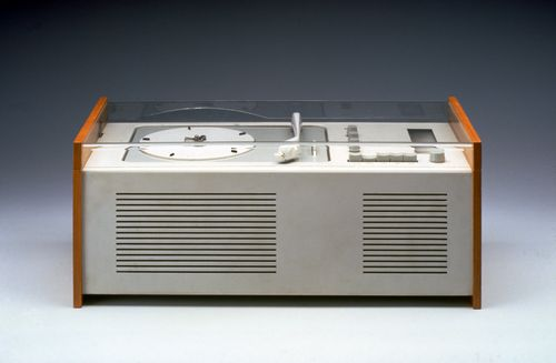 058 SK 4 record player 1956