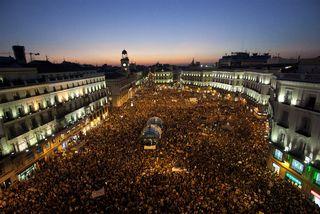La Puerta del Sol, este sábado