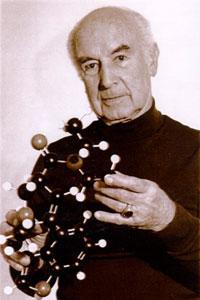 Albert Hofmann y la molécula de LSD. Hofmann Foundation