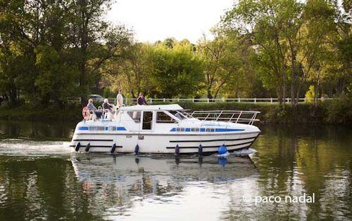 Navegación Charente 1
