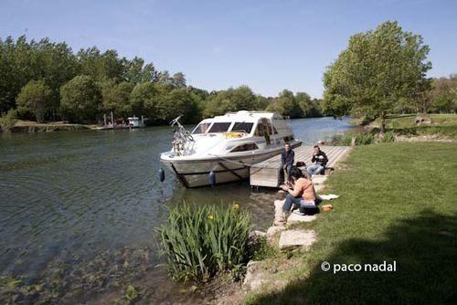 Navegación Charente 2