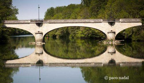 Charente practico puente