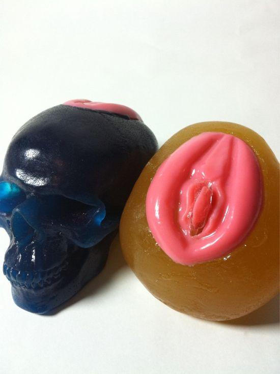Calavera vagina 2
