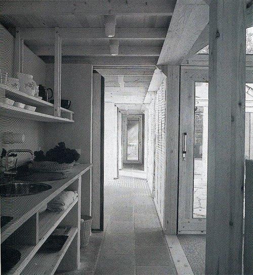 Sverre 3 casa experimental