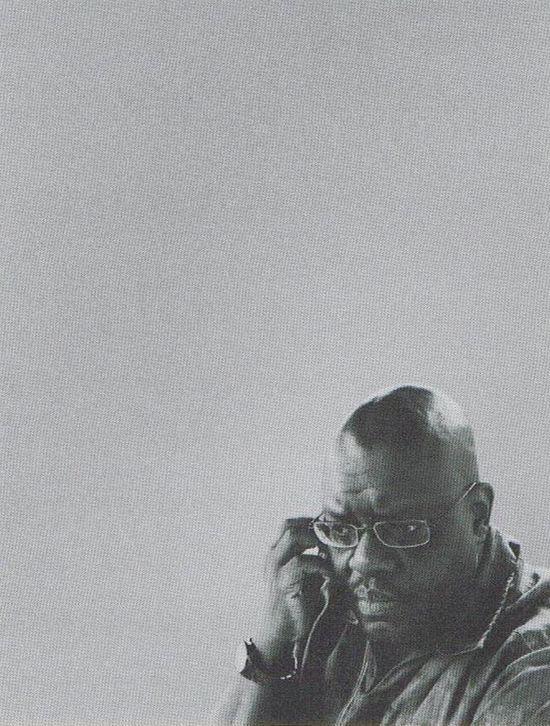 John Githongo. Fotografía de Michela Wrong