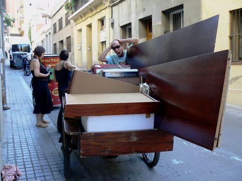 Mudanzabici. Jordi Manuel Galí