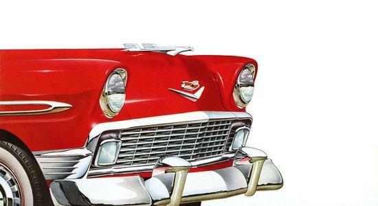 Chevrolet_1956_red_frt_0