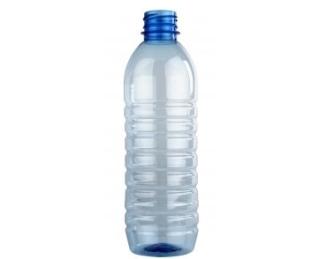 Un botella de plástico_SXC