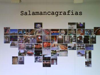 Salamancagrafías micrografías