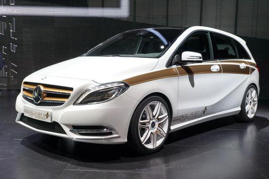 Mercedes Clase B E-Cell Plus