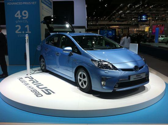 Toyota Prius enchufable