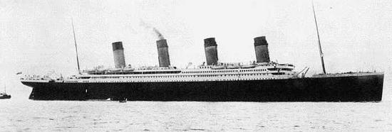 RMS Titanic.