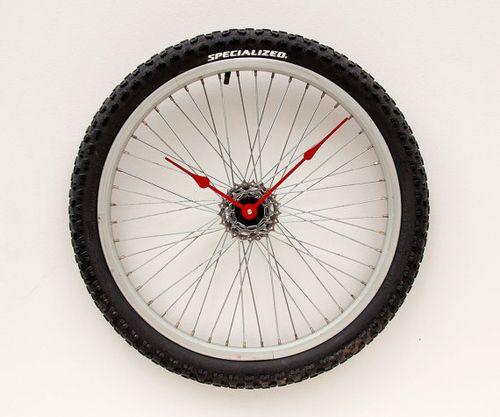 Reloj rueda