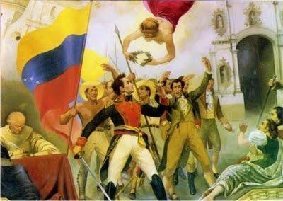 Campaña admirable bolivar libertador