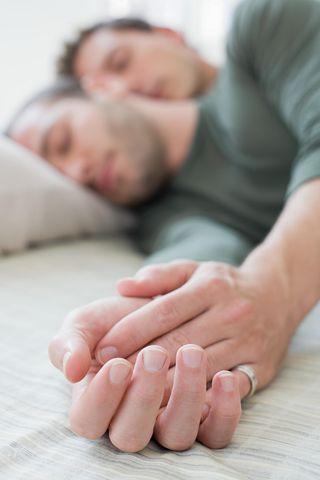 Una pareja gay. © Image Source / Cordon Press