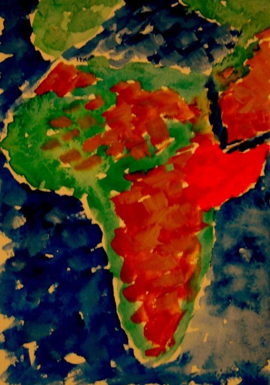 Cuerno de africa