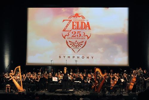 Concert Zelda