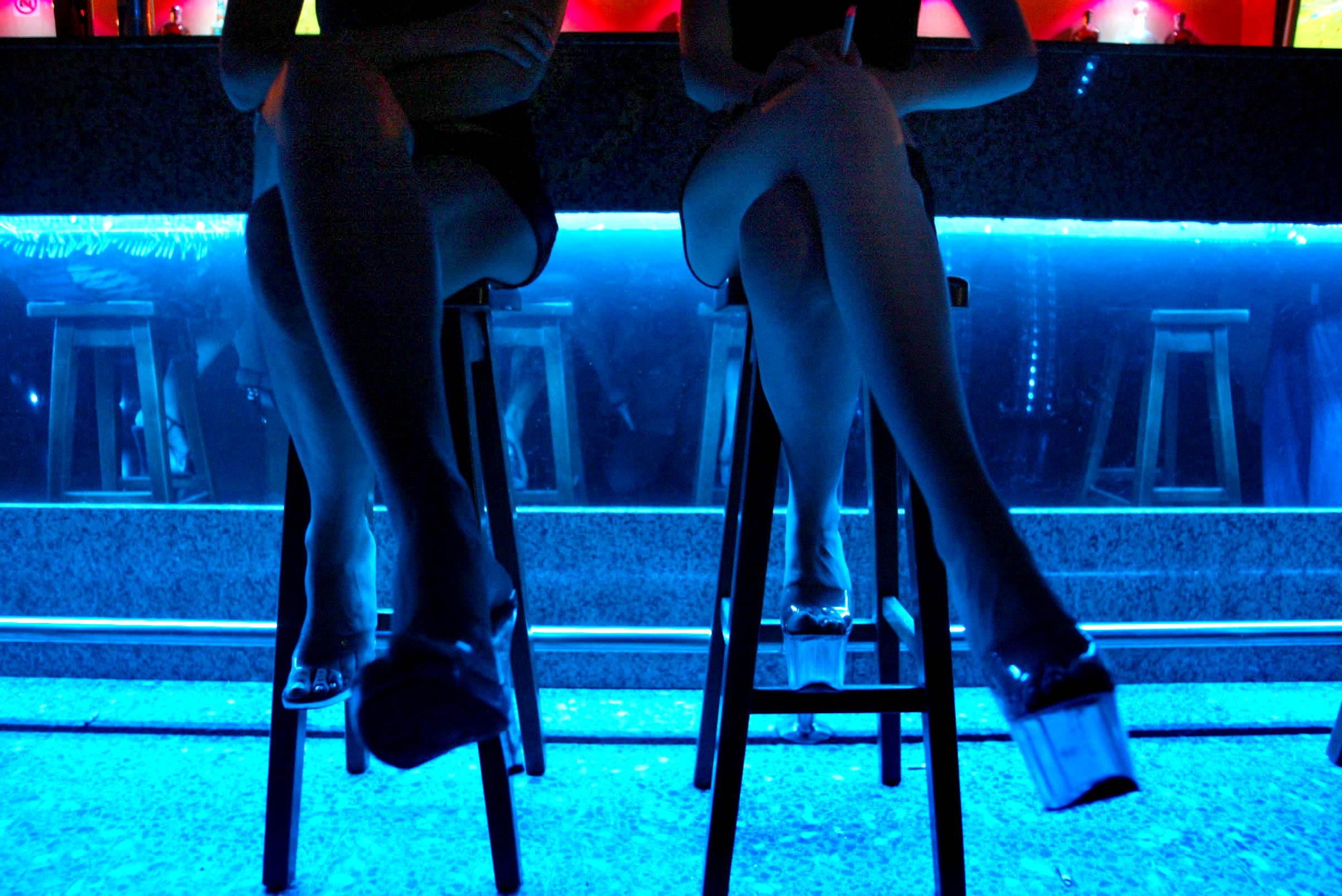 nunero de putas Club nocturno