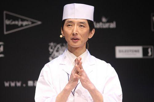 Sotohiro Kosugi en madridfusion 2009.2