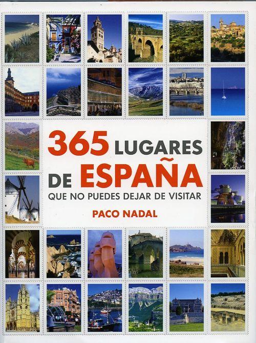 Portada libro 365 lugare001