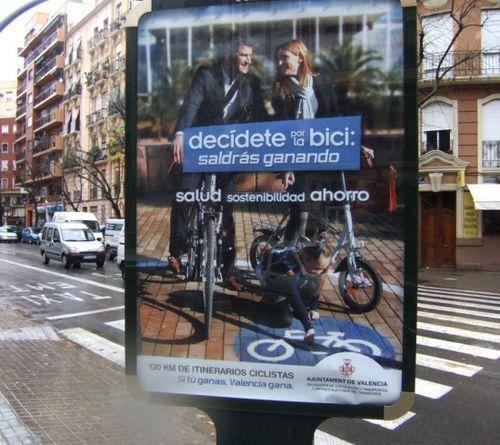 Valencia-y-la-bici. Fernando Mafé