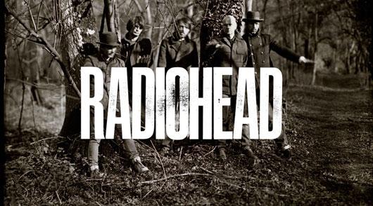 Radiohead-foto
