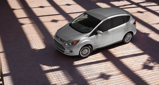 Ford C-Max híbrido enchufable