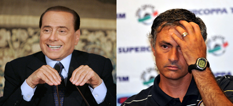 BerlusconiMourinho