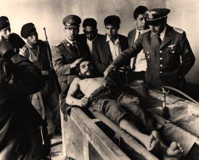 Che.Corpse.Bolivia1967
