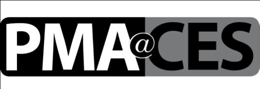 PMA@CES logo